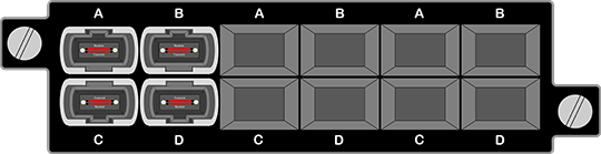 OM4501-100GSR10A