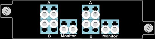 Single-mode Passive Fiber TAP