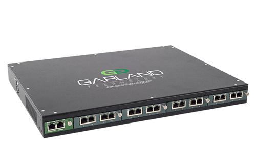 EdgeSafe™ 1G Bypass Modular Network TAP