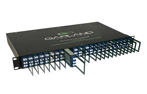 Modular Chassis Passive Fiber Network TAPs