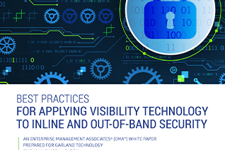 Applying visibility technology to inline and out-of-band security