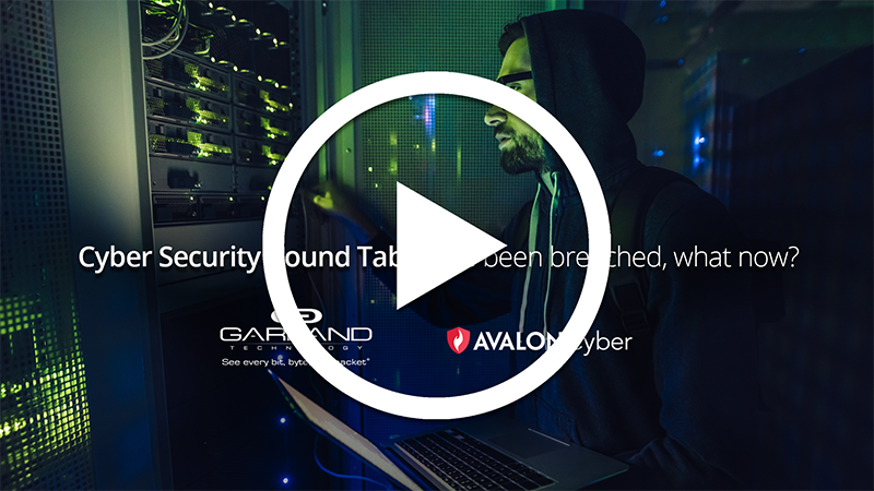 On-Demand Webinar Cybersecurity breach