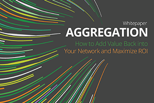 Aggregation Adds Value Into Network Maximizing ROI