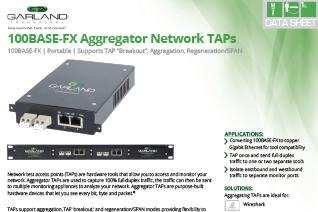100BASE-FX Aggregator