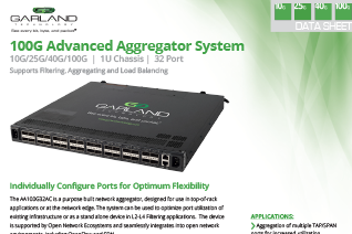 100G Advanced Aggregator