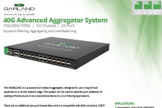 40G Advanced Aggregator