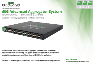 40G Advanced Aggregator