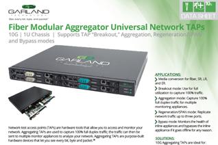 GTDS-FiberModularAggregatorUniversalNetworkTAPs