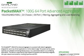 GTDS-PacketMAX-100G-64AA