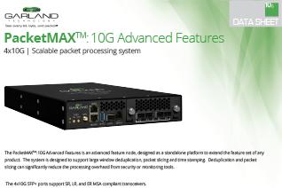 GTDS-PacketMAX-10GAF