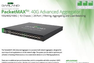 GTDS-PacketMAX-40GAA
