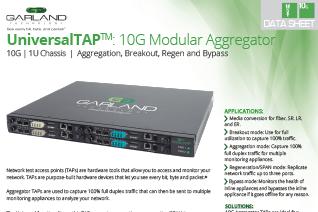 GTDS-UniversalTAP-10GModAgg