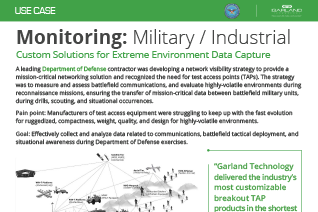 Use Case - Military
