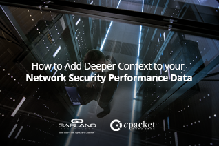 How to add deeper context to your network security and performance data