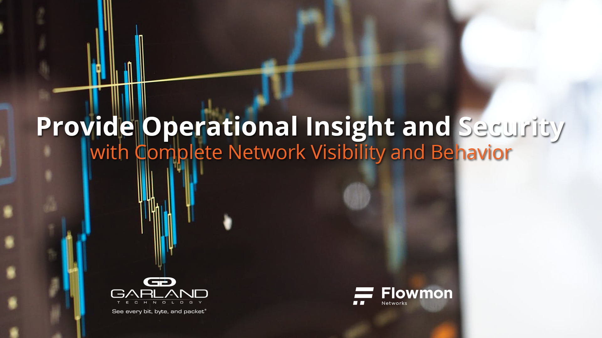 On-Demand Webinar with Flowmon providing operational insight and security