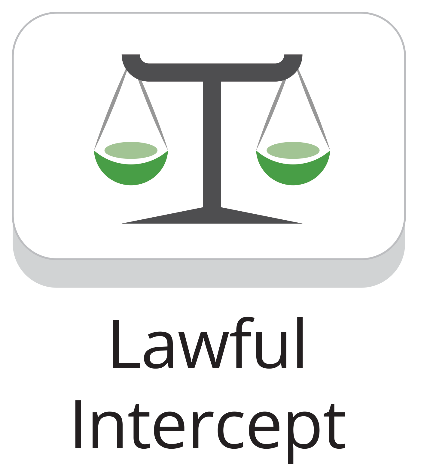 Lawful Intercept