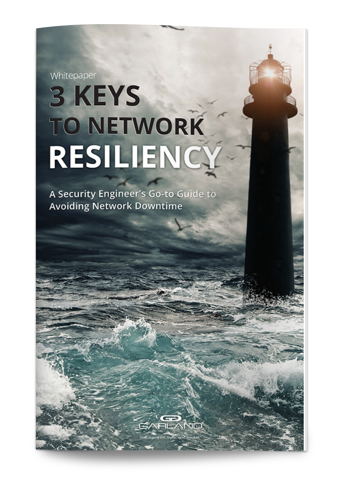 3 Keys to Network Resiliency