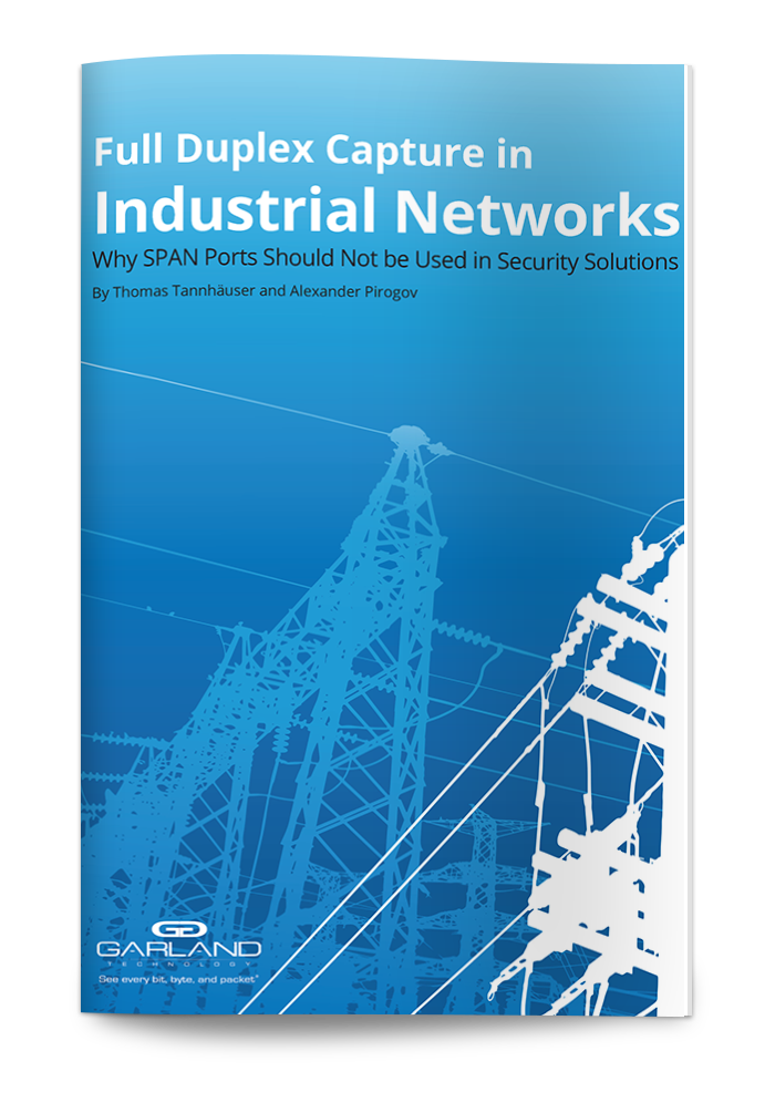 WP-Full Duplex Capture in Industrial Networks
