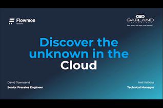 Flowmon Cloud computing Security