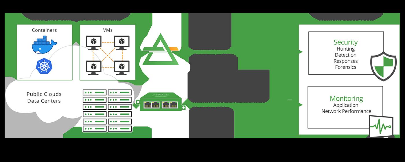 Network visibility Environments