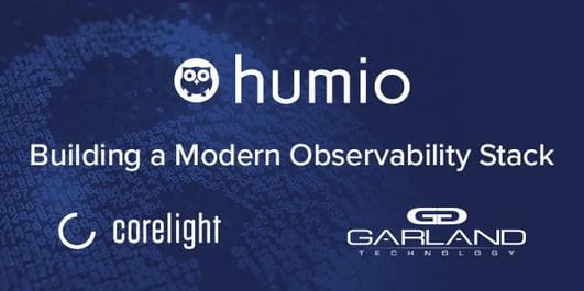 Humio-Corelight Webinar