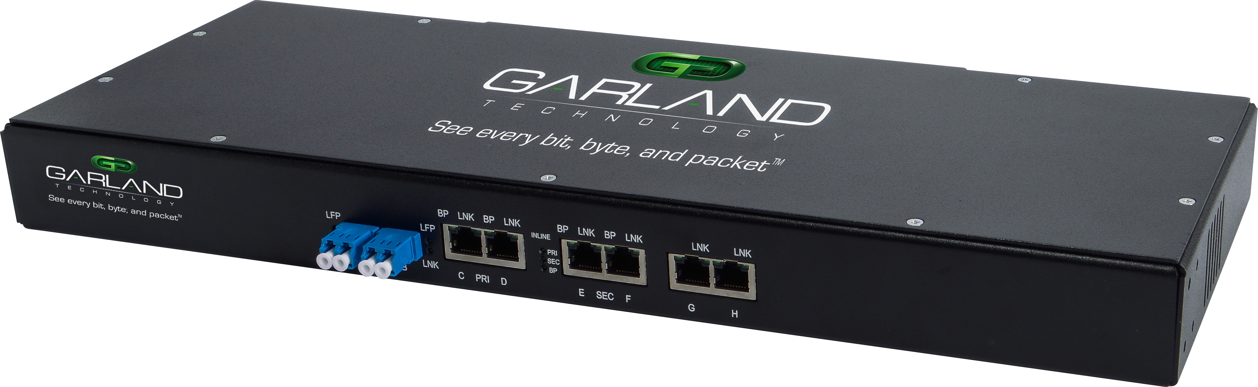 INT1G8SCBP Integrated Bypass Network TAP System