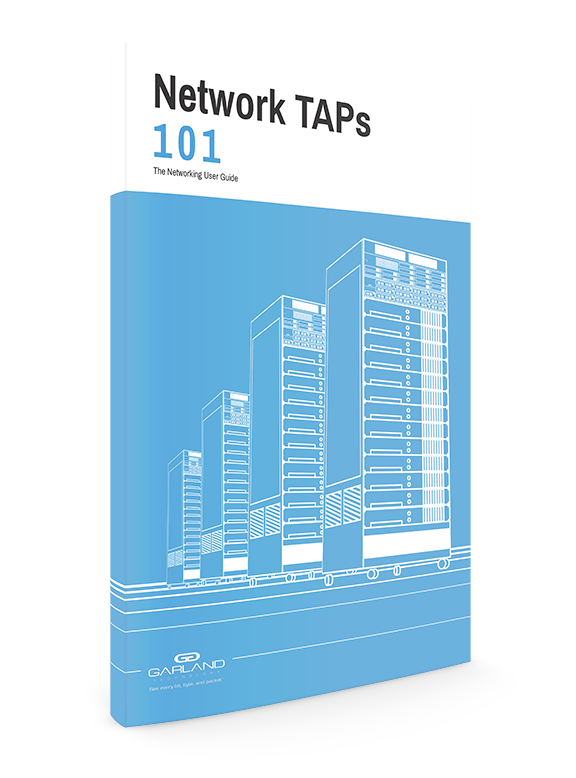 Get your Network TAPs 101 eBook