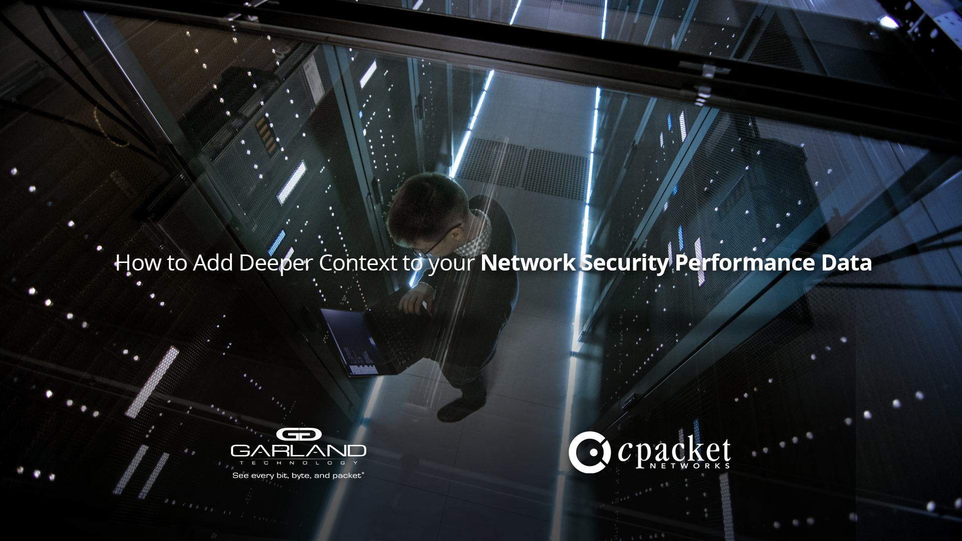 On-Demand Webinar with cPacket