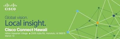 Cisco Connect - Hawaii