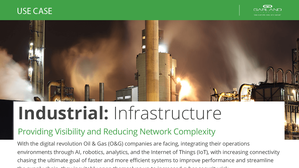 Case Study: Industrial Infrastructure