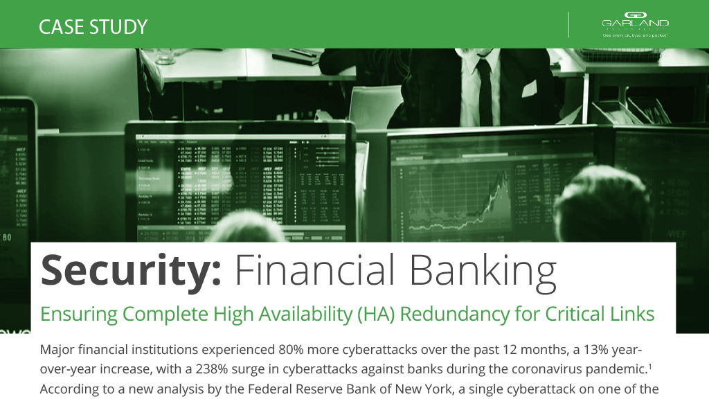 Case Study: Financial Banking