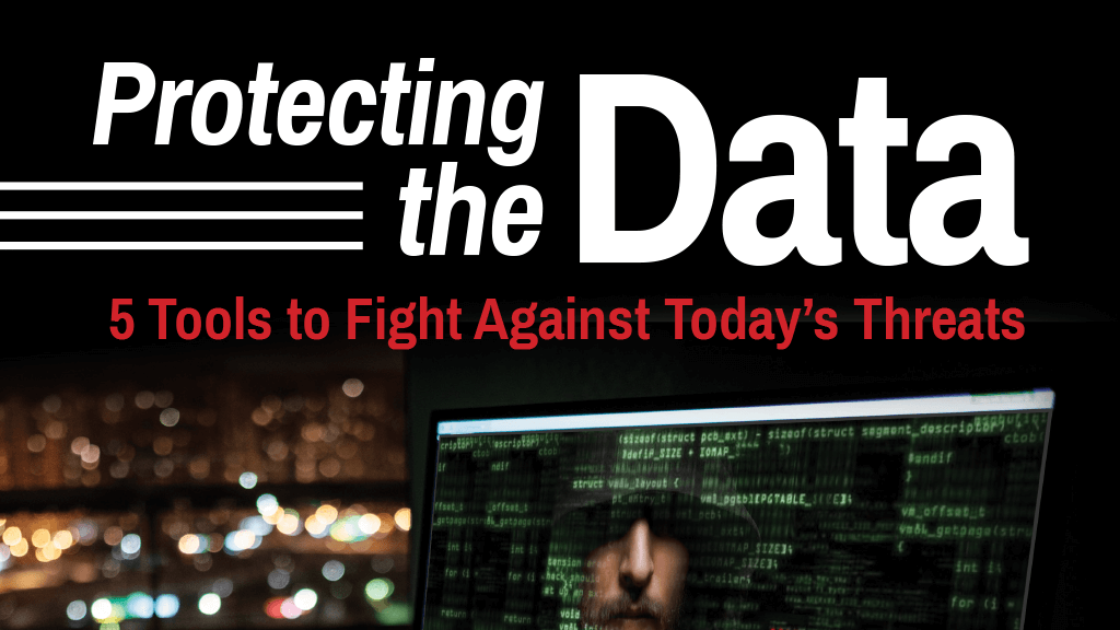 Protecting the Data