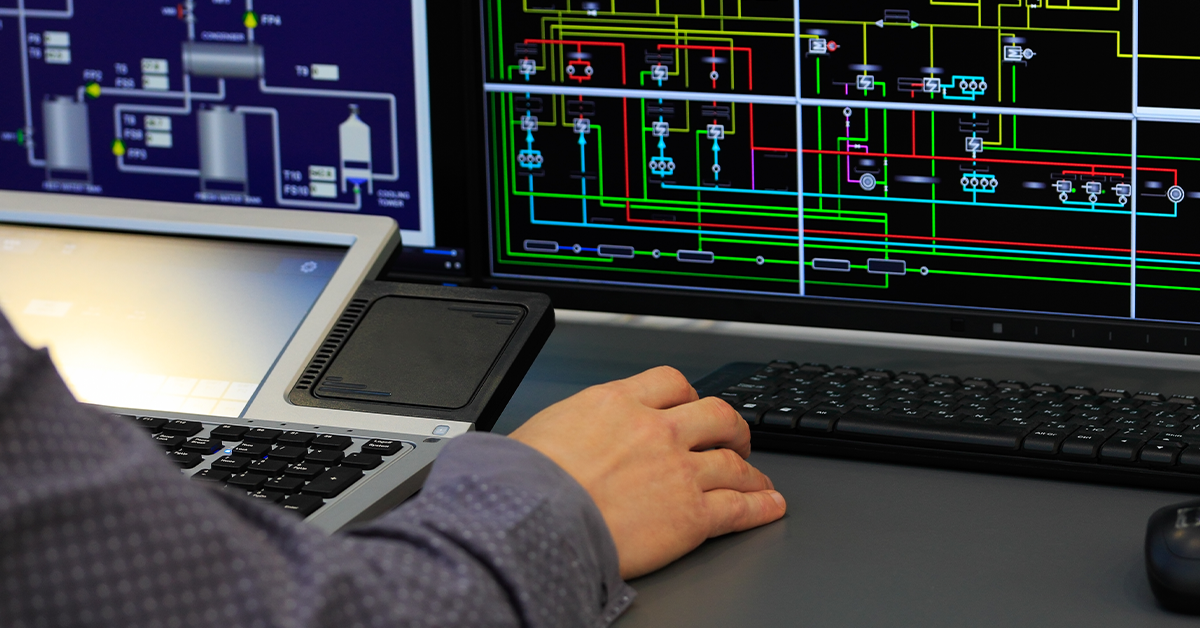 SCADA Security Starts with Network Visibility