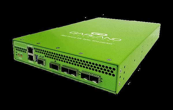 Network Packet Broker Advanced Features Deduplication Garland Technology